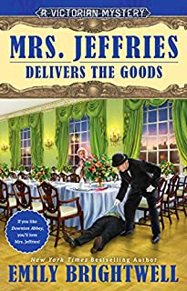 Book Cover: Mrs. Jeffries Delivers the Goods