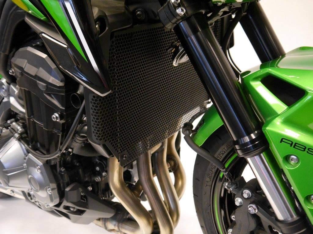 Z900 Motocicleta Aleaci/ón de Aluminio Cubierta de la Rejilla del Radiador para Kawasaki Z900 Z 900 2017 2018