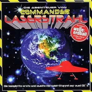 Die Abenteuer von Commander Laserstrahl (Season 1 + 2)