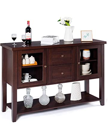 Peachy Buffets And Sideboards Amazon Com Download Free Architecture Designs Terchretrmadebymaigaardcom