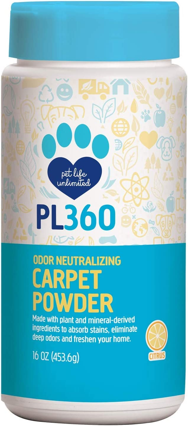 PL360 Odor Neutralizing Carpet Powder