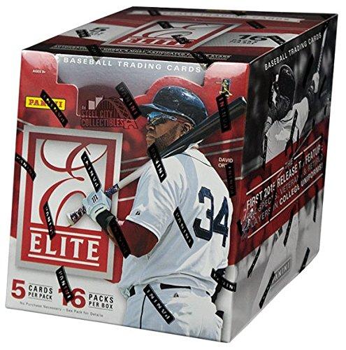 (2015 Panini Elite Hobby Baseball Box)