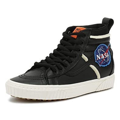 Vans SK8-Hi 46 MTE DX Space Voyager Herren Schwarz Sneakers: Amazon ...