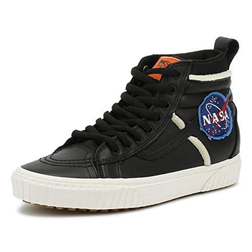 31ba84cd47 Vans SK8-Hi 46 MTE DX Space Voyager Mens Black Trainers  Amazon.co ...