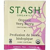 Stash Organic Very Berry Tea 1.05 Pound - Should Read Organic Very Berry Tea, 100 Count