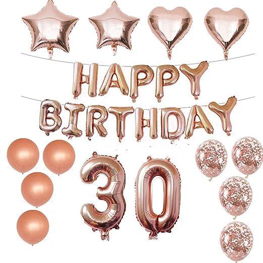 Crazy-M El Paquete Incluye: 1 Pancarta de Feliz cumpleaños ...