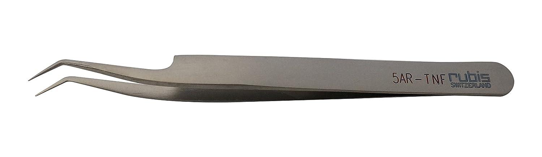 ルビス 超精密ピンセット RU-5AR TNF チタン 全長:115ミリ B075XN5LN5