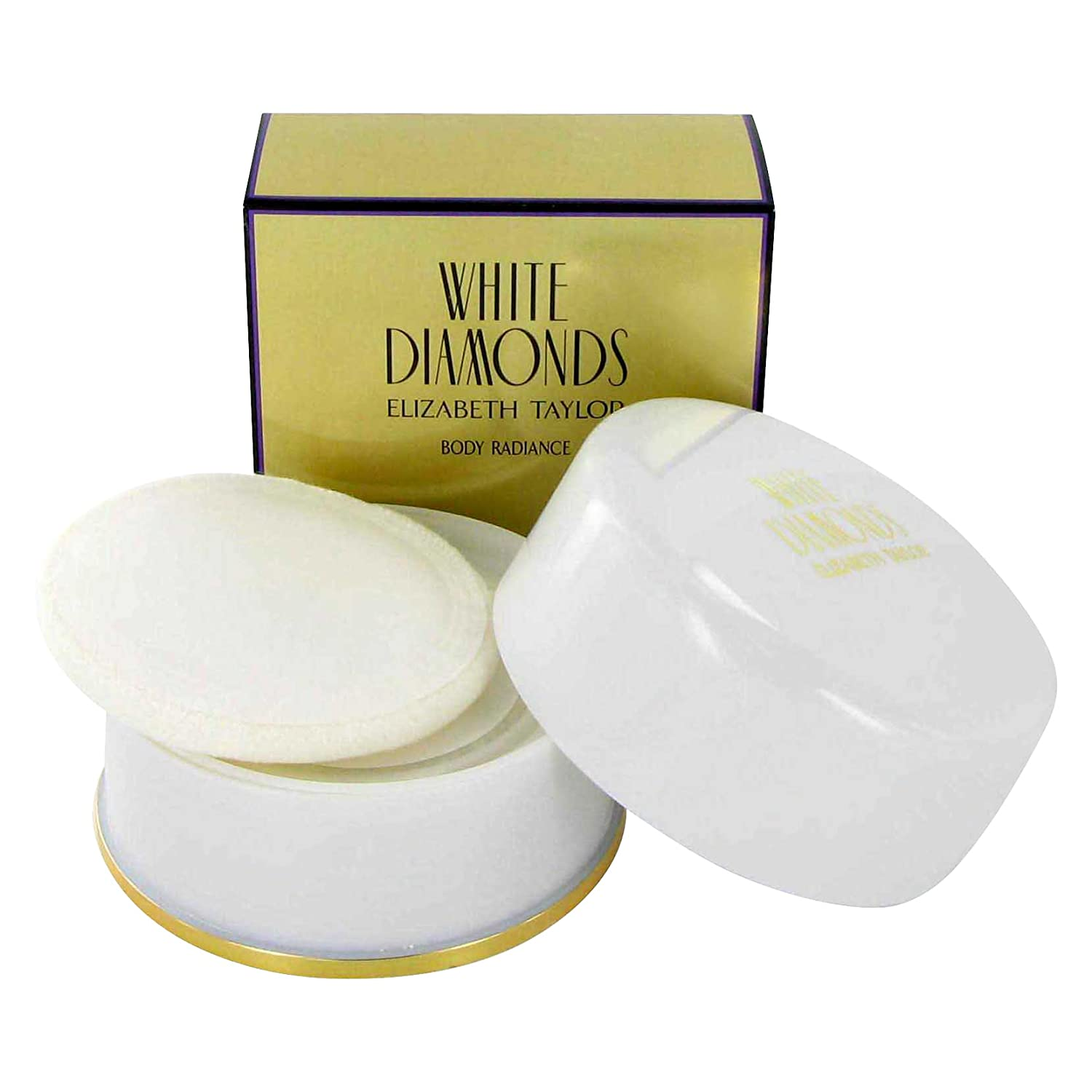 WHITE DIAMONDS by Elizabeth Taylor Dusting Powder 2.6 oz for Women 3758000