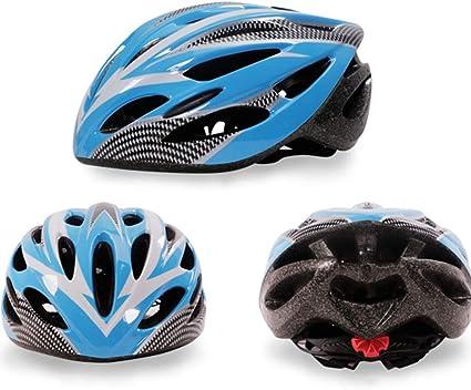 Amazon.es: ZSLLO Ciclismo casco bicicleta bicicleta montaña ...