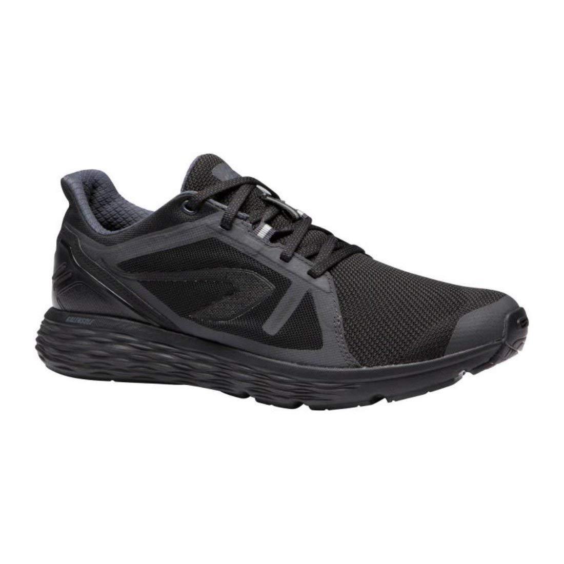 ab51f66a1ea7 Kalenji Run Comfort Men s Running Shoes - Black  Buy Online at Low ...