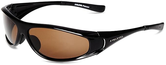 Eyelevel Matchman 1 - Gafas de sol polarizadas para hombre, color marrón, talla única