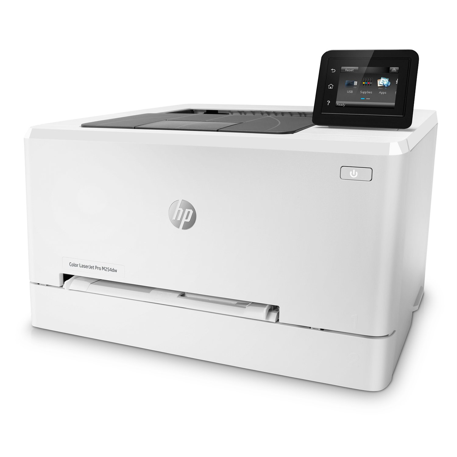 Amazon.com: HP Laserjet Pro M254dw Wireless Color Laser Printer, Amazon  Dash Replenishment Ready (T6B60A): Office Products