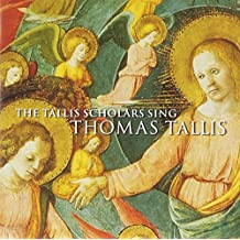 Tallis Scholars Sing music of Thomas Tallis - including Spem in Alium