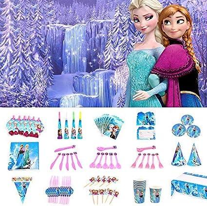 2 Packs of Disney Frozen Birthday Party Fun Pix 48 Count