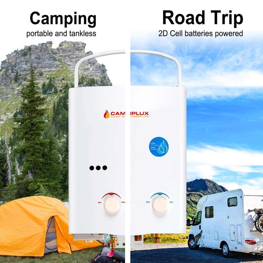 Camping Gas Durchlauferhitzer von Camplux