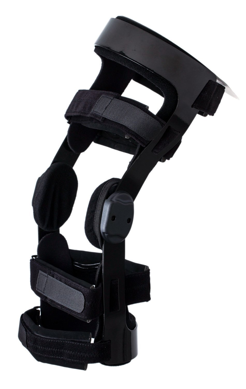 Orthomen Knee Brace for ACL/Ligament/Sports Injuries, Mild Osteoarthritis(OA) & for Preventive Protection from Knee Joint Pain/Degeneration (L/Left)