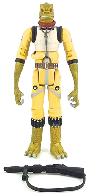 Amazon Com Star Wars Loose Figure Bossk From Clone Wars