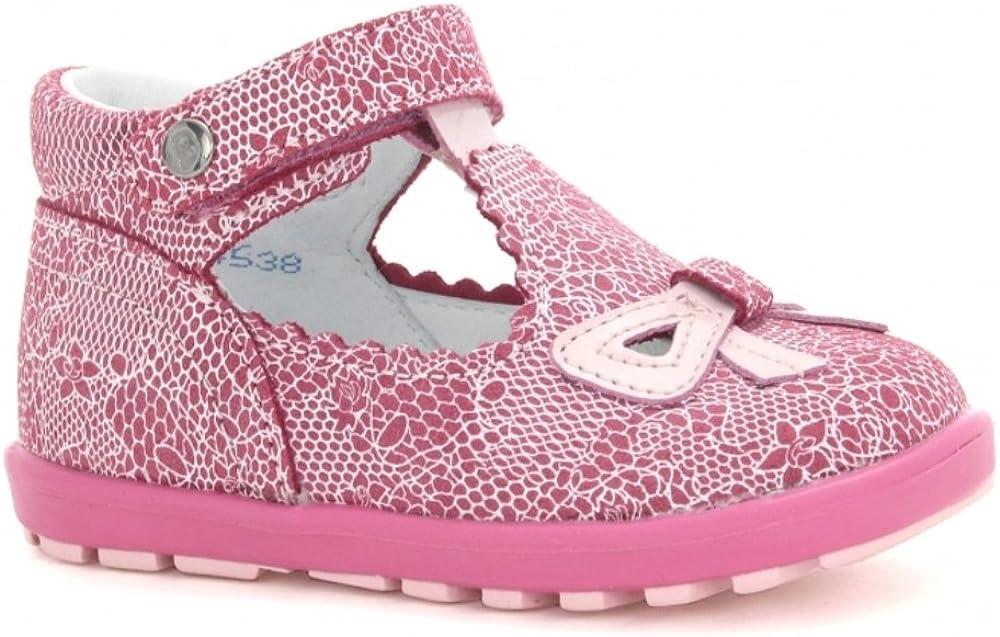 Bartek Baby Girls Leather First Steps