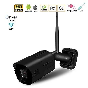 Cámara de vigilancia inalámbrica Monitor de seguridad para el hogar 1080P HD, monitorización remota del