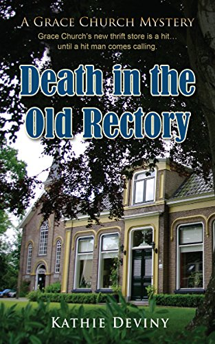 Death in the Old Rectory (A Grace Church Mystery Book 2)