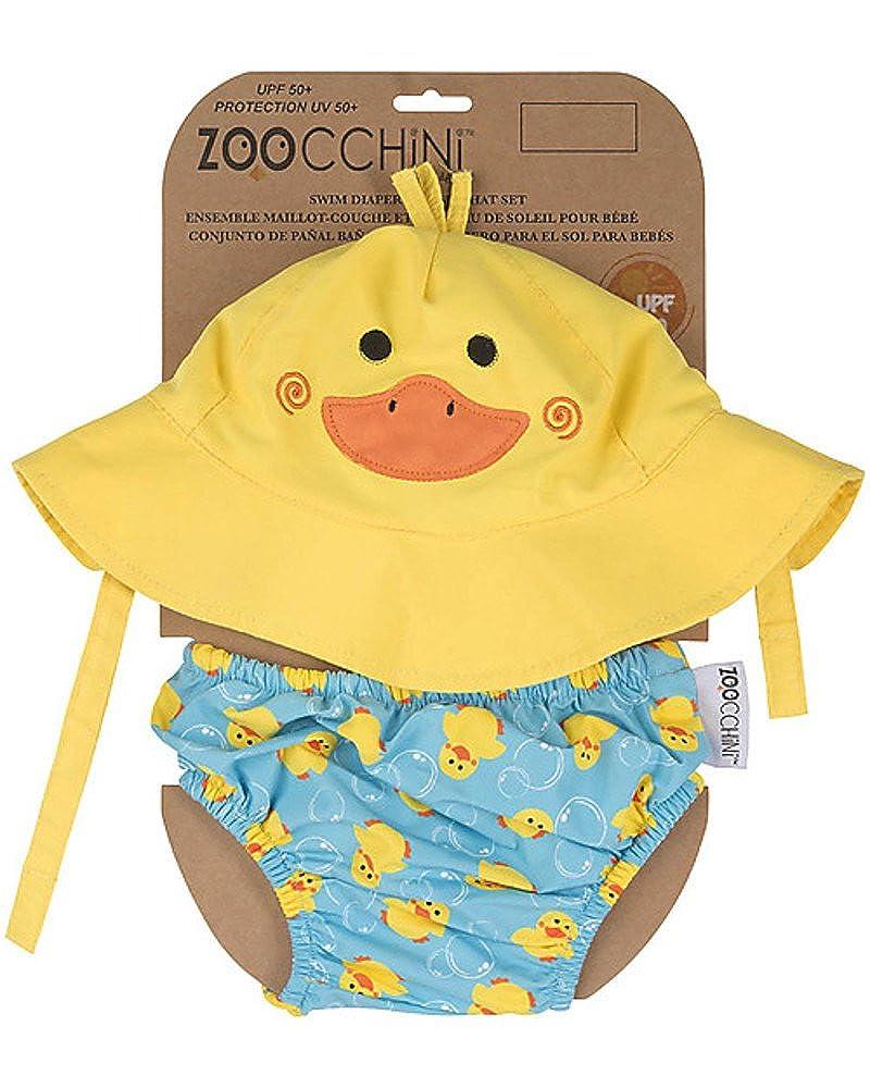 ZOOCCHINI Swim Diaper & Sun Hat