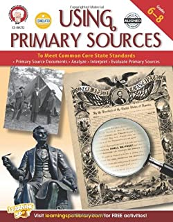 Amazon teaching and using document based questions for middle using primary sources to meet common core state standards grades 6 8 fandeluxe Gallery