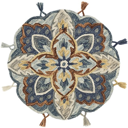 Loloi REMYRU-17BBML300R Remy Collection Area Rug, 3'0
