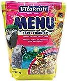 Vitakraft Menu Vitamin Fortified Parrot Food, 5 Lb. Larger Image