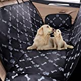 NILE Car Protector for Dogs, Pets Non-Slip Durable Seat Covers Backseat Protection Against Dirt Fur, Dog Travel Hammock Convertible for Cars, Trucks
