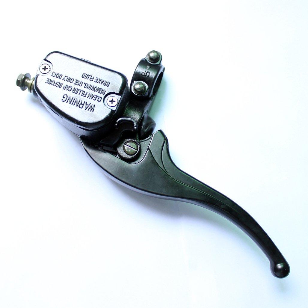 QAZAKY 22mm Left Front Brake Master Cylinder for Polaris Scrambler Magnum Sportsman Hawkeye 325 300 330 400 450 500 550 600 700 800