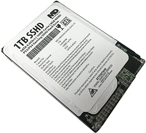 Maxdigital 1 TB Disco Duro 2,5