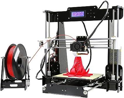 Anet A8 Impresora 3D Kit Pantalla LCD ABS Filamento de PLA Hips ...