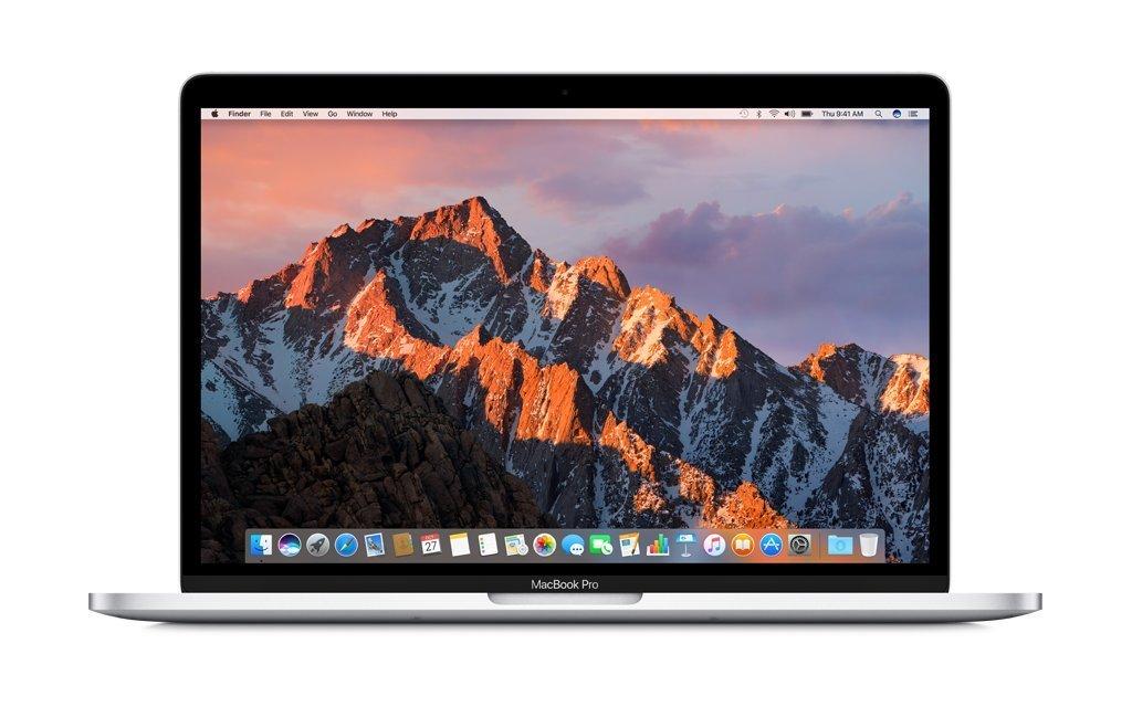 "Apple MacBook Pro 13"" (Mid 2017) - Core i5 2.3GHz, 8GB RAM, 128GB SSD - Silver (Renewed)"