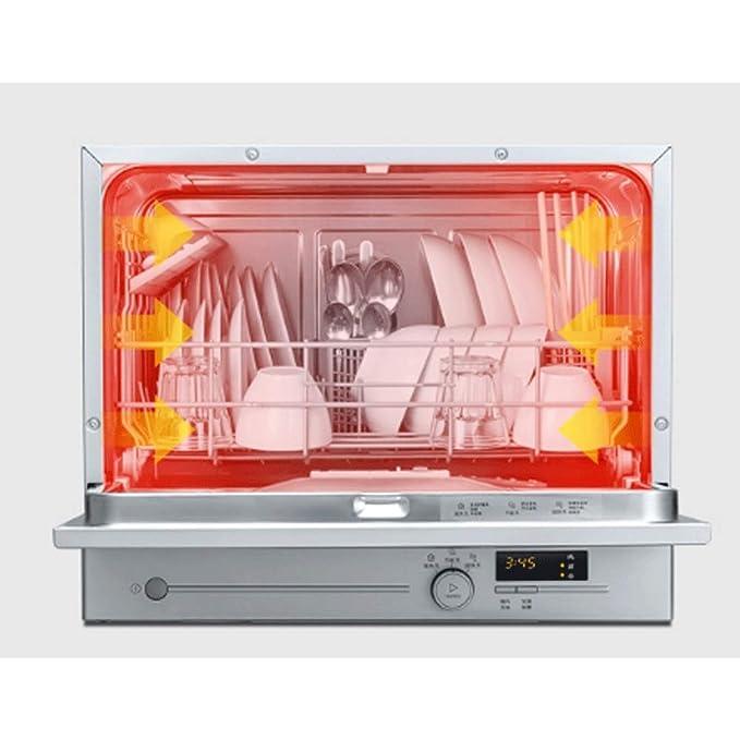 ZXCVB Instalación de escritorio gratuito lavavajillas automático ...