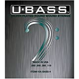 Kala KABASS5 UBASS METAL 5 STR SET