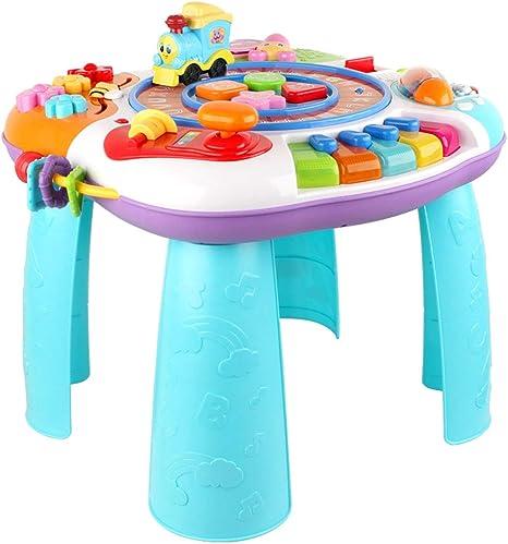 Desarrollo de Habilidades motoras Mesa de Juegos para niños Bebé ...