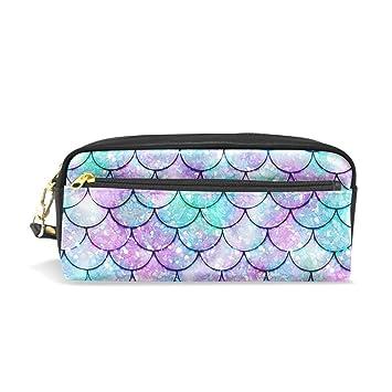 Amazon.com: Bolsas de cosméticos pequeñas para mujer, con ...