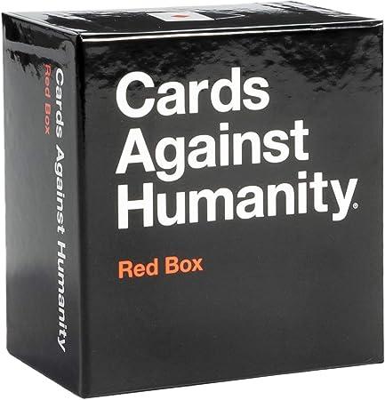 Cards Against Humanity: Red Box: Amazon.es: Juguetes y juegos