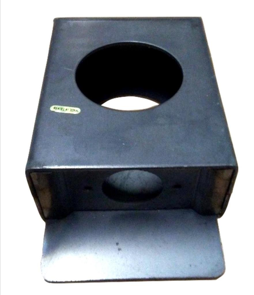 Steel Gate Lock Box - Single Hole