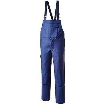 PIONIER 2795 - 50 soldador trabajo de protección peto, color azul marino, talla 50: Amazon.es: Bricolaje y herramientas