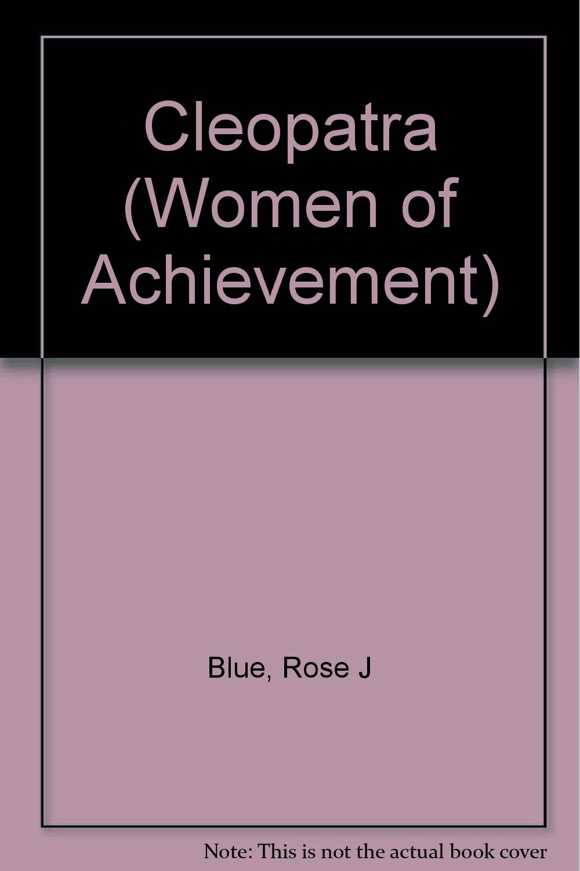 Download Cleopatra (Women of Achievement) PDF