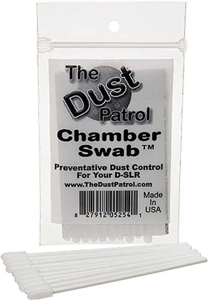 Chamber Swab 10 Pac for Dust Prevention