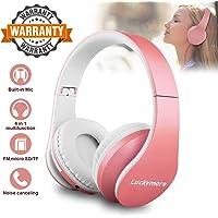 Bluetooth Kopfhörer kabellos Sport Bluetooth Headset Noise-Cancelling mit Mikrofon Kompatibel mit Allen Gängigen Smartphones/Tablets/Notebooks