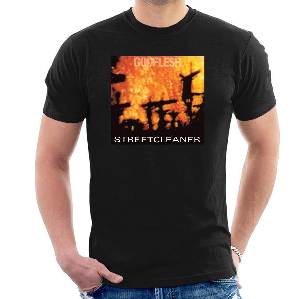 Atai001 Godflesh Streetcleaner T Shirt Classic Cool Tee 9563