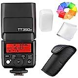 Godox TT350F 2.4G HSS 1/8000s TTL GN36 Camera Flash Speedlite for Fuji Cameras X-Pro2 X-T20 X-T2 X-T1 X-Pro1 X-T10 X-E1 X-A3