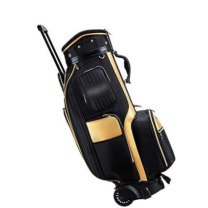 Tripent Bolsas De Golf con Ruedas PortáTiles para Palos Y Accesorios