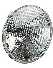HELLA Vision Plus High/Low Beam 12V Halogen Conversion Headlamp (HB2)
