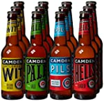Camden Town Brewery 12 Bottle Mixed C...