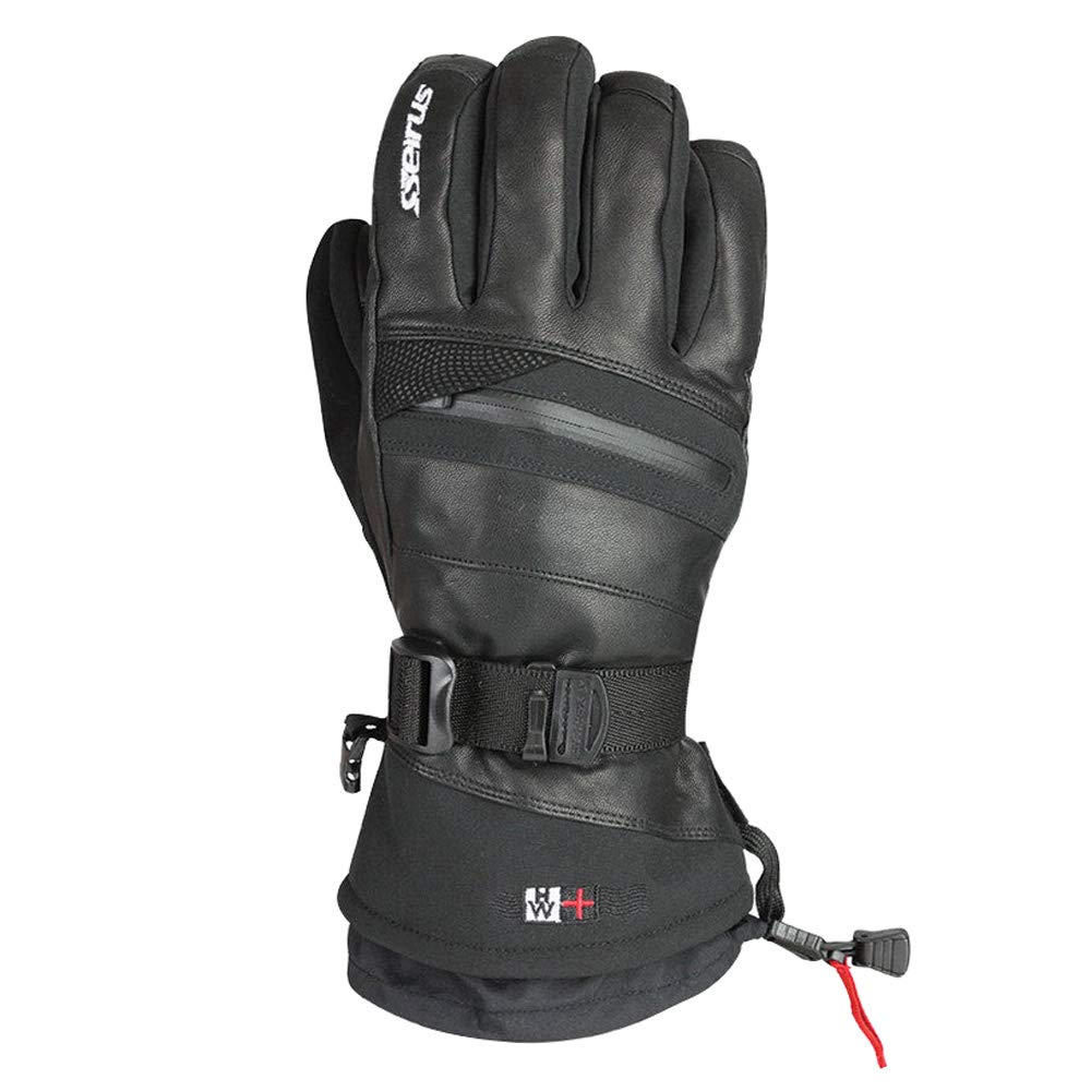 Seirus Innovation Women's Heatwave Plus ST Ascent Gloves (Black,XL) by Seirus Innovation