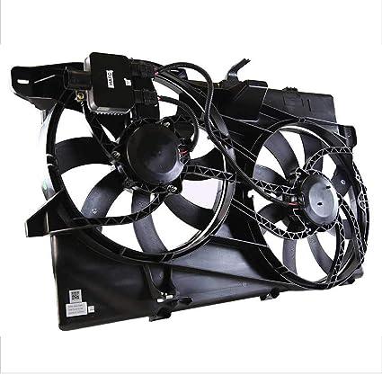 Prime elección de auto partes fa721394 Asamblea ventilador del radiador con controlador: Amazon.es: Coche y moto